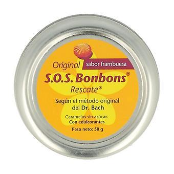 SOS Rescue Bonbons (Raspberry Flavor) 38 units