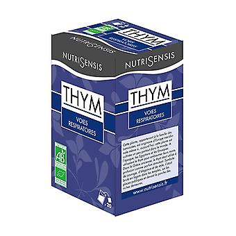 Organic Thyme Infusion 20 packets