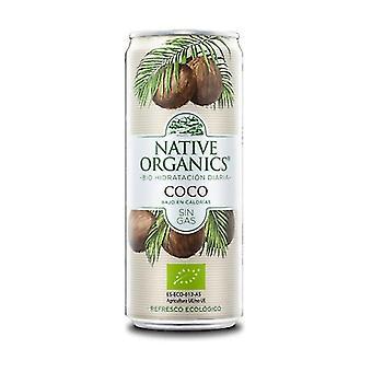 Native Organics Isotonic Læskedrikke Bio Coco uden gas 1 enhed