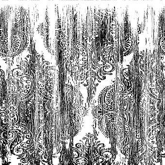 Etnische Trends 8 Veelkleurig Bedrukt Tapijt in Polyester, Katoen, L80xP200 cm
