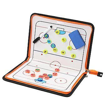 Piano di allenamento per partite degli Appunti di hockey su ghiaccio Accesories
