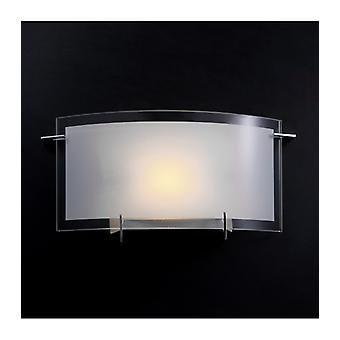 Aplique De Baño Moderno En Blanco Magna