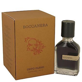 Boccanera Parfum Spray (Unisex) By Orto Parisi 1.7 oz Parfum Spray