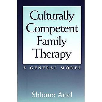 العلاج الأسري المختص ثقافيا - نموذج عام من قبل شلومو ارييل
