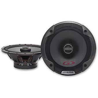 DZK SPG-17C2 2-Way Co-axial Speakers