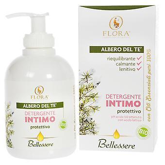Flora Intimate gel Tea tree 250 ml