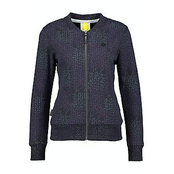 Alife & Kickin Women's Sweat Jacket Amy Bomber