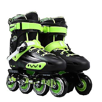Adult Inline Skate Shoes, Women Roller Skating, Patins Ice Hockey Wheels