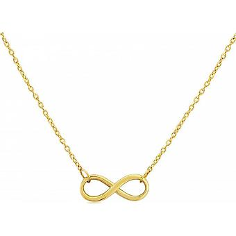 Mark Milton Infinity Necklace - Gold