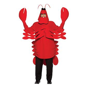 Adult Lightweight Lobster Animal Novelty Funny Fancy Dress Costume