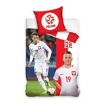 Cover of the bed Poland - Zielisski 160 x 200 cm