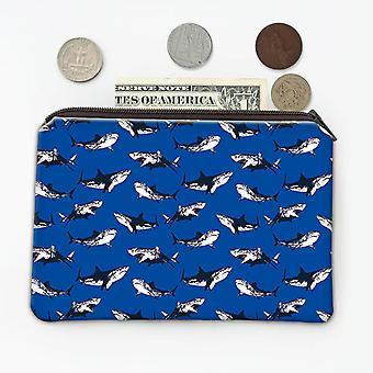 ギフトコイン財布:シャークスブルー