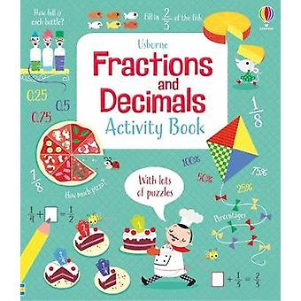 Fractions and Decimals Activity Book Maths Activity Books