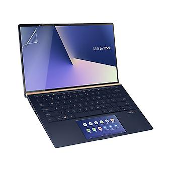 Celicious Matte Anti-Glare Screen Protector Film Compatible with Asus ZenBook 14 UX434FLC (Non-Touch) [Pack of 2]