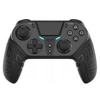 Joystick Bluetooth sem fio Sony PS4 Elite/Slim/Pro Controller Gamepad Console (preto)