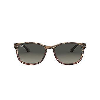 Ray-Ban 0RB2184 Sonnenbrille, Braun (Grau gradient Brown), 57 Unisex-Erwachsene
