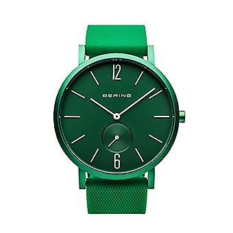 BERING Analogueic Watch Quartz Unisex with Silicone Strap 16940-899