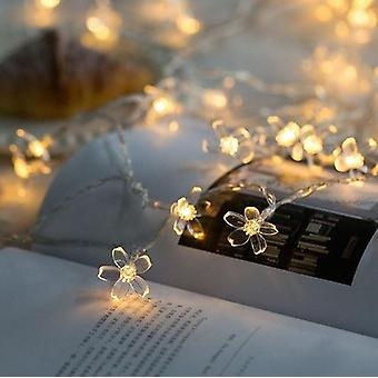 Fiori di Natale Fiori Led String Fairy Lights