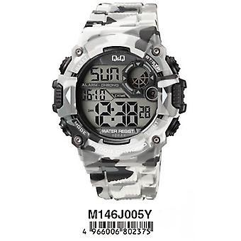 Q&q fashion watch m146j005y