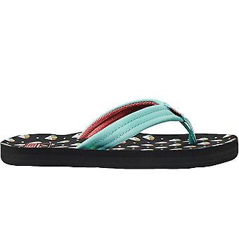 Reef Kids Ahi Summer Beach Holiday Sandals Thongs Flip Flops
