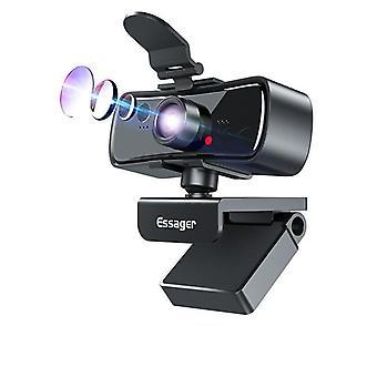 Essager C3 1080p מצלמת אינטרנט 2k מצלמת אינטרנט באיכות Full Hd
