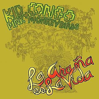 Kid Congo & the Pink Monkey Birds - La Arana Es La Vida [Vinyl] USA import