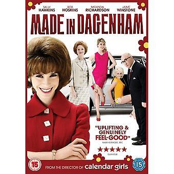 Wykonane w Dagenham DVD