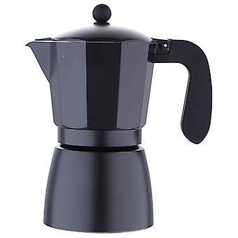 Coffee-maker San Ignacio Florencia Black Silicone Aluminium (9 Cups)