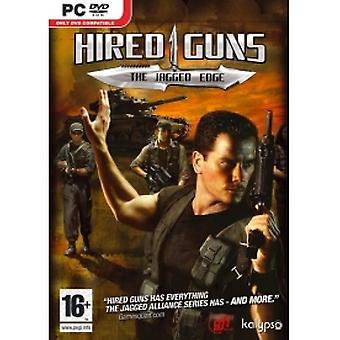 Hired Guns The Jagged Edge Game PC