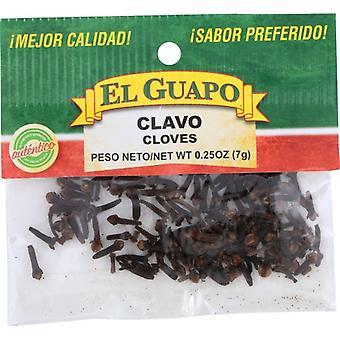 El Guapo Clove Whl, Case of 18 X 0.25 Oz