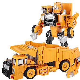 Muodonmuutos Dump Truck Toys King Kong Hercules Seos auton yhdistelmä robotti