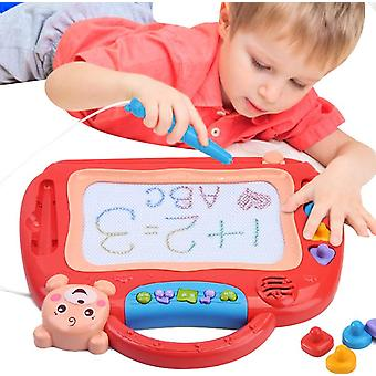 & Ritbord Magnetic Color Writing Board