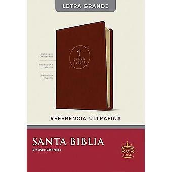 سانتا بيبليا RVR60 Edicion دي المراجع ultrafina ليترا ز من قبل Tyndale