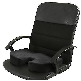 الذاكرة رغوة مقعد وسادة لمقاعد السيارات، وزارة الداخلية & وسادة السفر (أسود)
