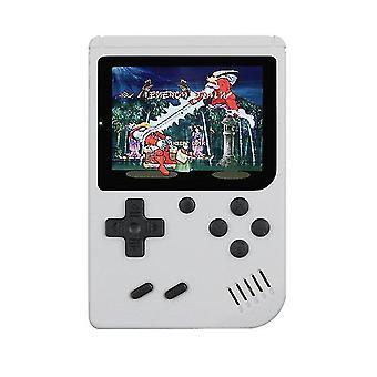 Kids Retro Mini Game Console(White)