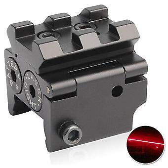 20mm Mini Red Dot Laser Sight Navigation Rail Scope Mount für Gewehr Jagd gun
