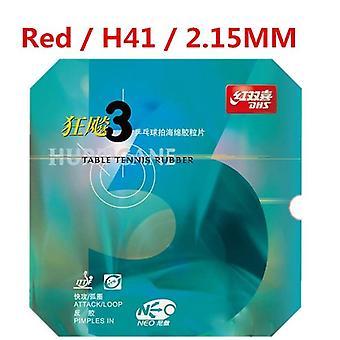 Neo hurricane 3 (атака / петля) пипс-ин настольный теннис (пинг-понг) резина с губкой 2,15 мм 2,2 мм