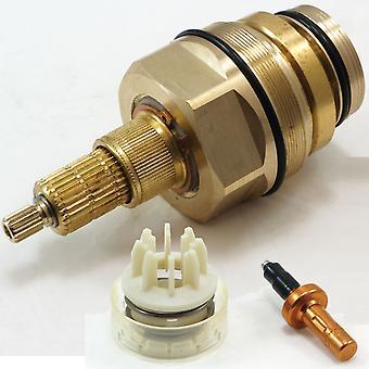 Grohe 47598000 サーモスタット カートリッジ ワックス要素コントロール ユニット Avensys と Grohmaster バルブとピストンを