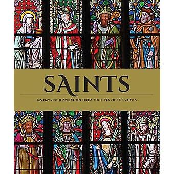 Saints: The Illustrated Book of Days