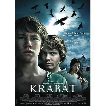 Krabat Poster  Hauptplakat (David Kross, Paula Kalenberg, Robert Stadlober,D. Br³hl) 91,5 x 61 cm
