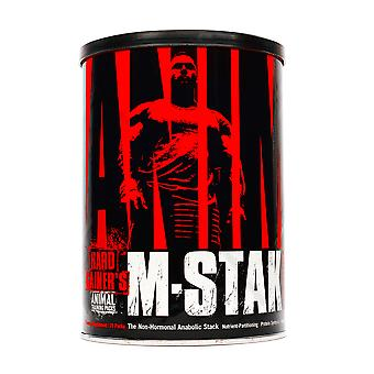 Universal Nutrition Animal M-Stak - 21 Packs - The Non-Hormonal Anabolic Stack