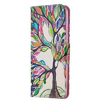 Fall für Xiaomi Redmi 9 Musterbaum des Lebens