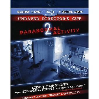 Paranormal Activity 2 [BLU-RAY] USA import