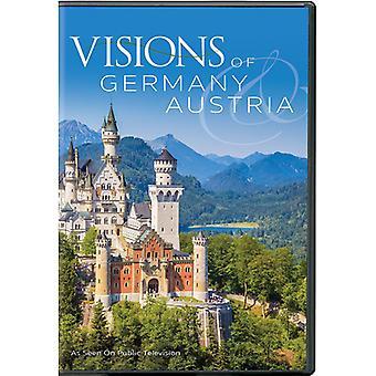 Visionen von Deutschland & Österreich [DVD] USA import