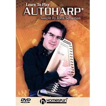 Learn to Play Autoharp [DVD] USA import