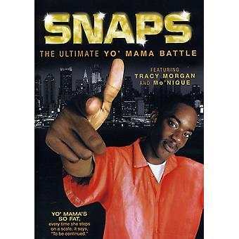 Snaps [DVD] USA import