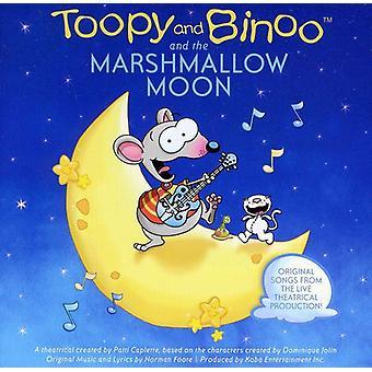 Toopy & Binoo - Toopy & Binoo & the Marshmallow Moon [CD] USA import