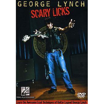 George Lynch - Scary Licks [DVD] USA import