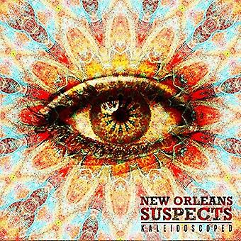 New Orleans Suspects - Kaleidoscoped [CD] USA import