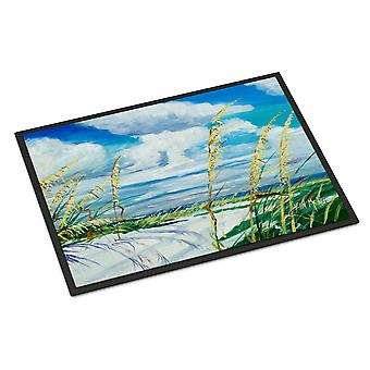 Carolines Treasures  JMK1123MAT Sea Oats Indoor or Outdoor Mat 18x27